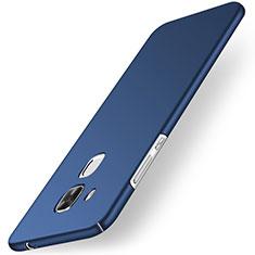 Carcasa Dura Plastico Rigida Mate para Huawei G9 Plus Azul