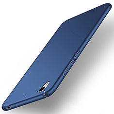 Carcasa Dura Plastico Rigida Mate para Huawei Honor 5A Azul