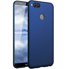 Carcasa Dura Plastico Rigida Mate para Huawei Honor 7X Azul