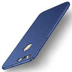 Carcasa Dura Plastico Rigida Mate para Huawei Honor 8 Azul