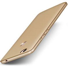 Carcasa Dura Plastico Rigida Mate para Huawei Honor V8 Max Oro