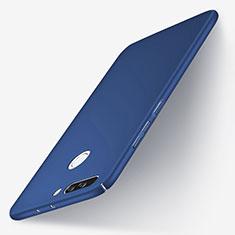 Carcasa Dura Plastico Rigida Mate para Huawei Honor V9 Azul