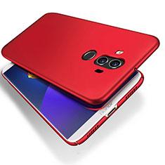 Carcasa Dura Plastico Rigida Mate para Huawei Mate 10 Pro Rojo