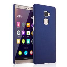 Carcasa Dura Plastico Rigida Mate para Huawei Mate S Azul