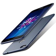 Carcasa Dura Plastico Rigida Mate para Huawei P8 Lite (2017) Azul