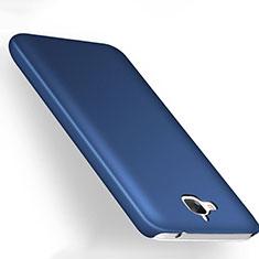 Carcasa Dura Plastico Rigida Mate para Huawei Y6 Pro Azul