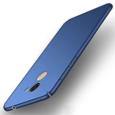 Carcasa Dura Plastico Rigida Mate para Huawei Y7 Prime Azul