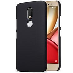 Carcasa Dura Plastico Rigida Mate para Motorola Moto M XT1662 Negro