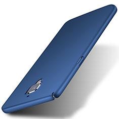 Carcasa Dura Plastico Rigida Mate para OnePlus 3 Azul