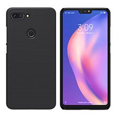 Carcasa Dura Plastico Rigida Mate para Xiaomi Mi 8 Lite Negro