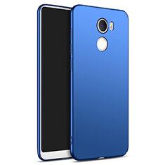 Carcasa Dura Plastico Rigida Mate para Xiaomi Mi Mix 2 Azul