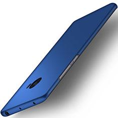 Carcasa Dura Plastico Rigida Mate para Xiaomi Mi Note 2 Azul