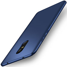 Carcasa Dura Plastico Rigida Mate para Xiaomi Redmi Note 4X Azul
