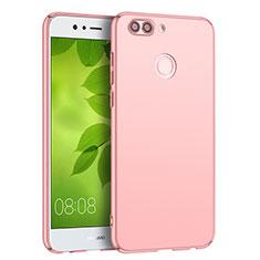 Carcasa Dura Plastico Rigida Mate Q04 para Huawei Nova 2 Plus Oro Rosa