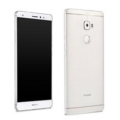 Carcasa Gel Ultrafina Transparente para Huawei Mate S Blanco