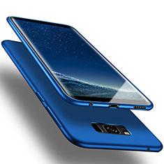 Carcasa Silicona Goma para Samsung Galaxy S8 Azul