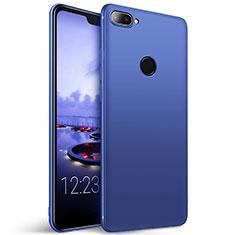 Carcasa Silicona Ultrafina Goma para Huawei Honor 9i Azul
