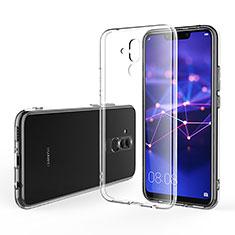 Carcasa Silicona Ultrafina Transparente K02 para Huawei Mate 20 Lite Claro