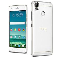 Carcasa Silicona Ultrafina Transparente para HTC Desire 10 Pro Claro