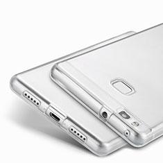 Carcasa Silicona Ultrafina Transparente para Huawei G9 Lite Claro