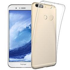 Carcasa Silicona Ultrafina Transparente para Huawei Honor V9 Claro
