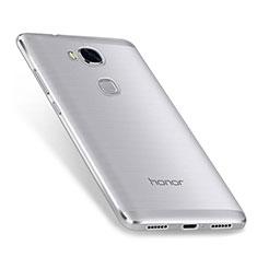 Carcasa Silicona Ultrafina Transparente para Huawei Honor X5 Claro
