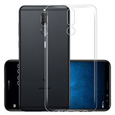 Carcasa Silicona Ultrafina Transparente para Huawei Mate 10 Lite Claro