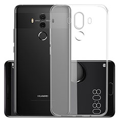 Carcasa Silicona Ultrafina Transparente para Huawei Mate 10 Pro Claro
