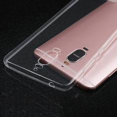 Carcasa Silicona Ultrafina Transparente para Huawei Mate 9 Pro Claro