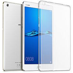 Carcasa Silicona Ultrafina Transparente para Huawei MediaPad M3 Claro