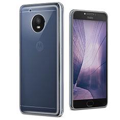 Carcasa Silicona Ultrafina Transparente para Motorola Moto E4 Plus Claro