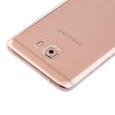 Carcasa Silicona Ultrafina Transparente para Samsung Galaxy C9 Pro C9000 Claro