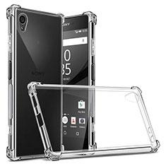 Carcasa Silicona Ultrafina Transparente para Sony Xperia XA1 Plus Claro