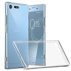 Carcasa Silicona Ultrafina Transparente para Sony Xperia XZ Premium Claro