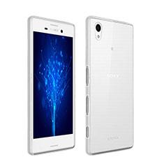 Carcasa Silicona Ultrafina Transparente para Sony Xperia Z5 Claro
