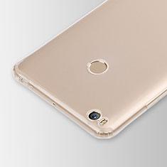 Carcasa Silicona Ultrafina Transparente para Xiaomi Mi Max 2 Claro