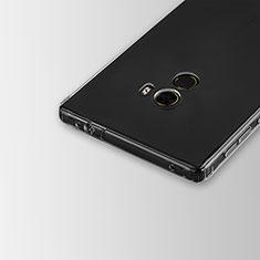 Carcasa Silicona Ultrafina Transparente para Xiaomi Mi Mix Claro