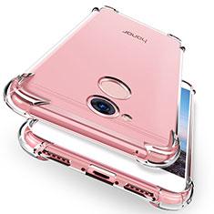 Carcasa Silicona Ultrafina Transparente R01 para Huawei Honor 6A Claro