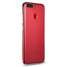 Carcasa Silicona Ultrafina Transparente R01 para Huawei Honor 8 Pro Claro