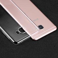 Carcasa Silicona Ultrafina Transparente R01 para Samsung Galaxy C5 SM-C5000 Claro