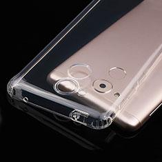 Carcasa Silicona Ultrafina Transparente T01 para Huawei Enjoy 6S Claro