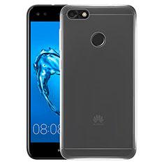 Carcasa Silicona Ultrafina Transparente T02 para Huawei Enjoy 7 Claro