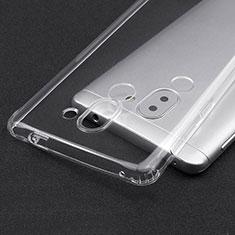 Carcasa Silicona Ultrafina Transparente T02 para Huawei Honor 6X Pro Claro