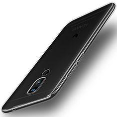Carcasa Silicona Ultrafina Transparente T02 para Huawei Mate 10 Lite Claro