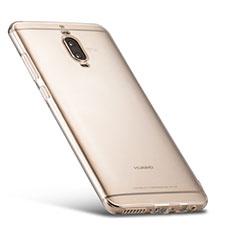 Carcasa Silicona Ultrafina Transparente T02 para Huawei Mate 9 Pro Claro