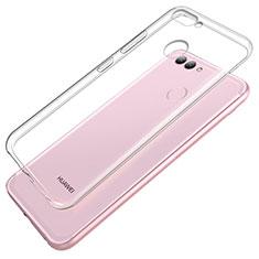 Carcasa Silicona Ultrafina Transparente T02 para Huawei Nova 2 Claro