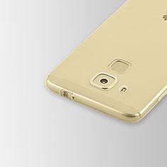 Carcasa Silicona Ultrafina Transparente T02 para Huawei Nova Plus Claro