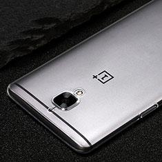 Carcasa Silicona Ultrafina Transparente T02 para OnePlus 3 Claro