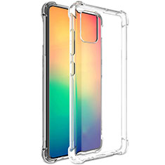 Carcasa Silicona Ultrafina Transparente T02 para Samsung Galaxy A51 4G Claro