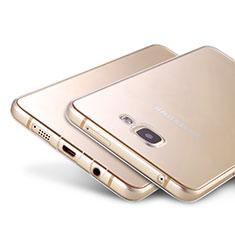 Carcasa Silicona Ultrafina Transparente T02 para Samsung Galaxy A9 Pro (2016) SM-A9100 Claro